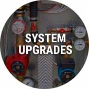 system upgrades glasgow edinburgh scotland